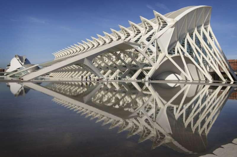 Ciutat de les Arts, Valencia / EPDA