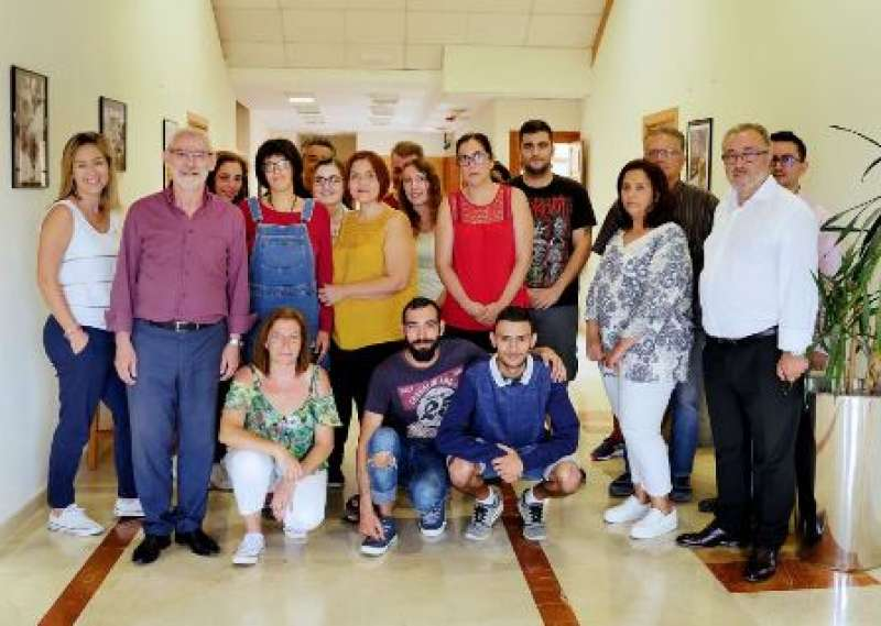 El consorcio pactem nord entidad coordinadora del for Curso mantenimiento de piscinas comunidad valenciana