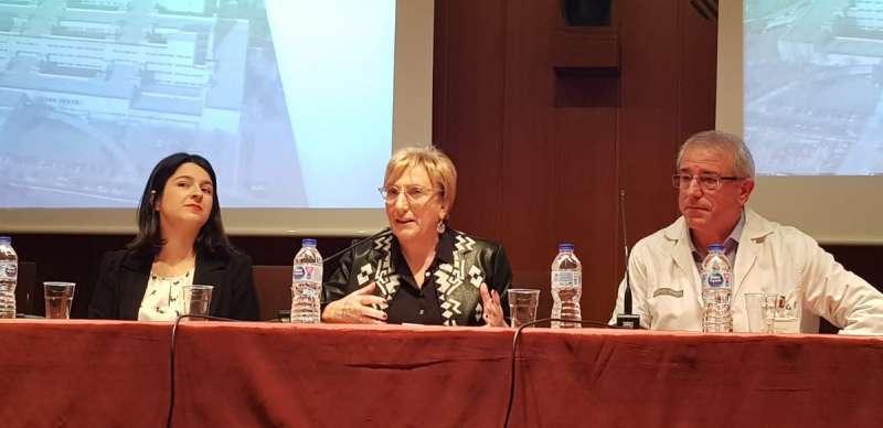 Presentación del Plan Director del Hospital de Sagunt. EPDA