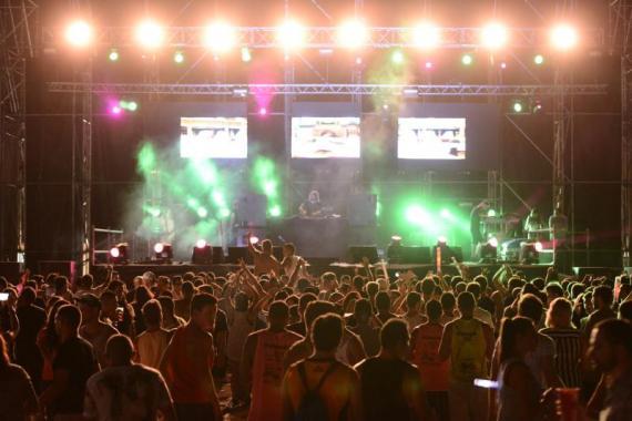 Imagen de un momento del festival. FOTO: EPDA