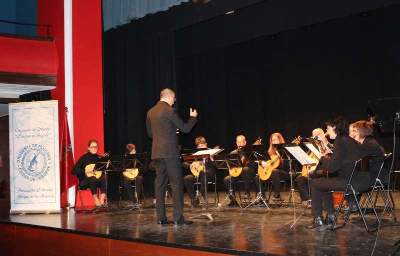 La Orquesta de Pulso y Púa