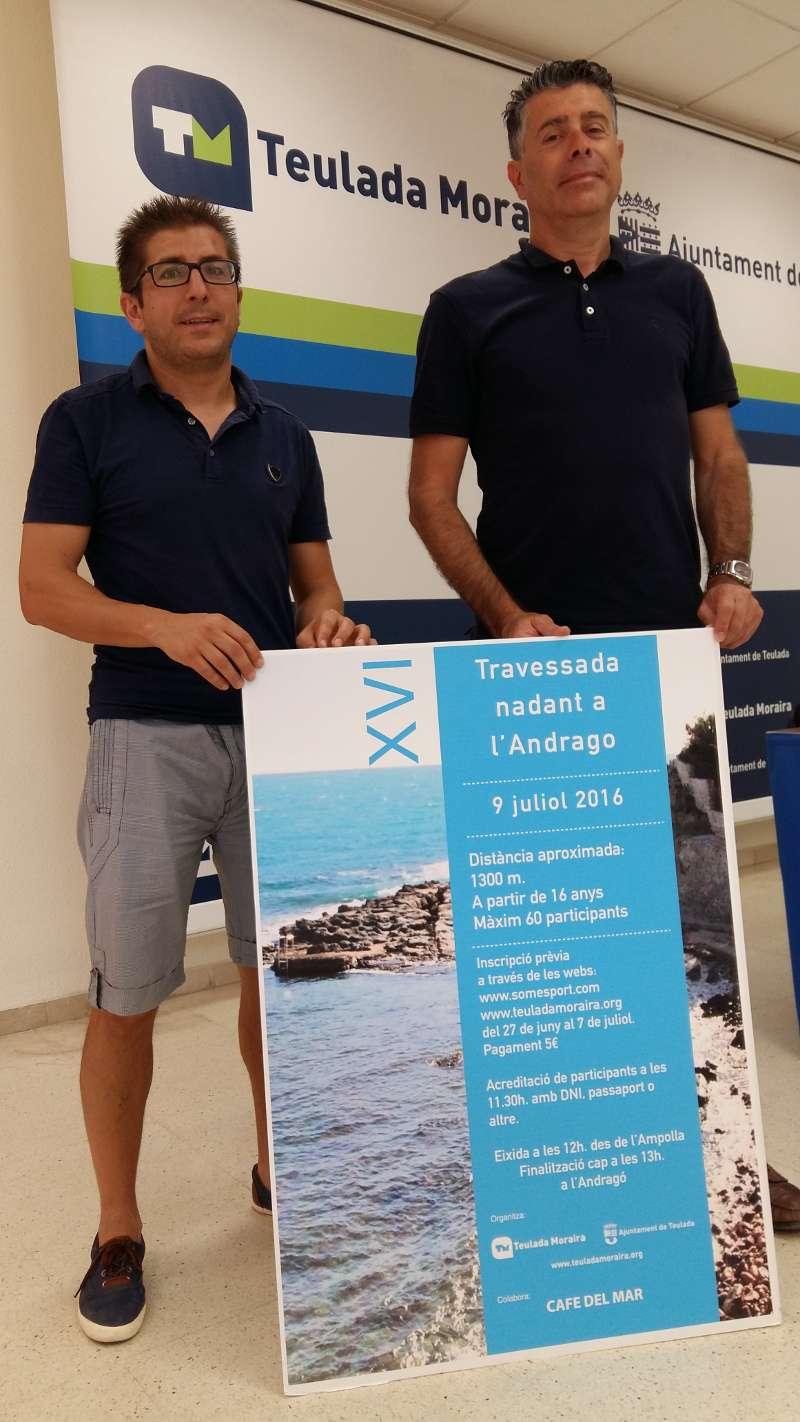 Presentación del cartel de la travesía 2016