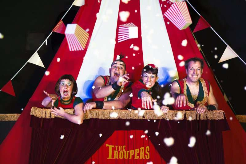 The Troupers