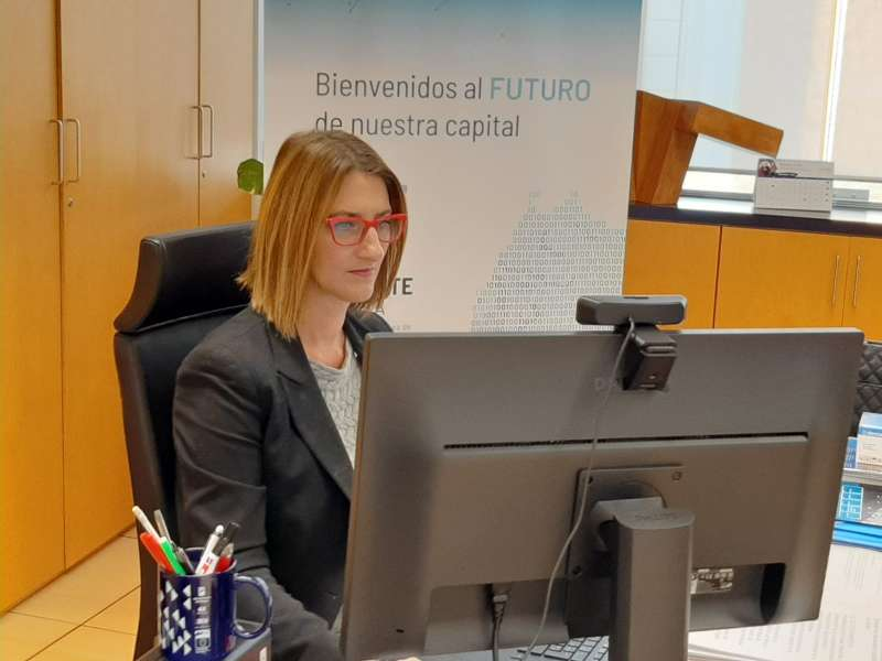 Mari Carmen de España/EPDA