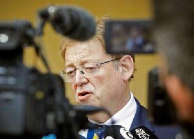 El president de la Generalitat Valenciana, Ximo Puig. EFE