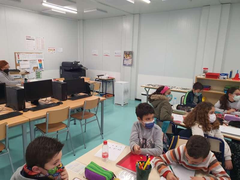 Purificadores colegio de Santa Magdalena