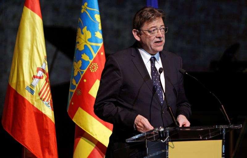 El president de la Generalitat, Ximo Puig, durante una intervención. EFE/Archivo