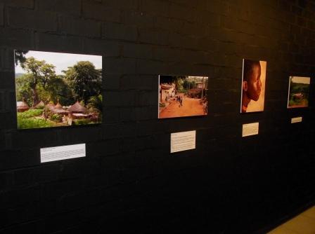 Algunas de las fotografías de la exposición. Foto: EPDA.