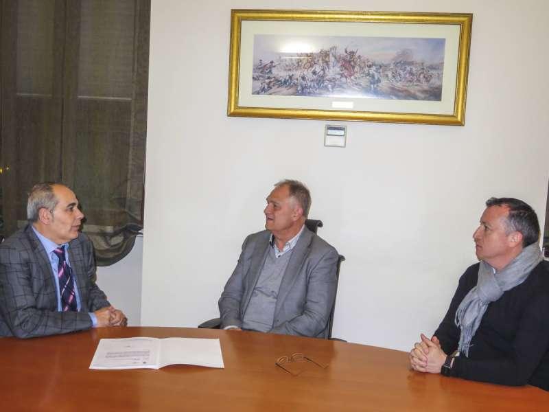 Reunió amb president Primitiva
