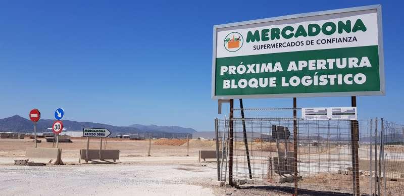 Complejo industrial-logístico de Mercadona en Parc Sagunt. EPDA