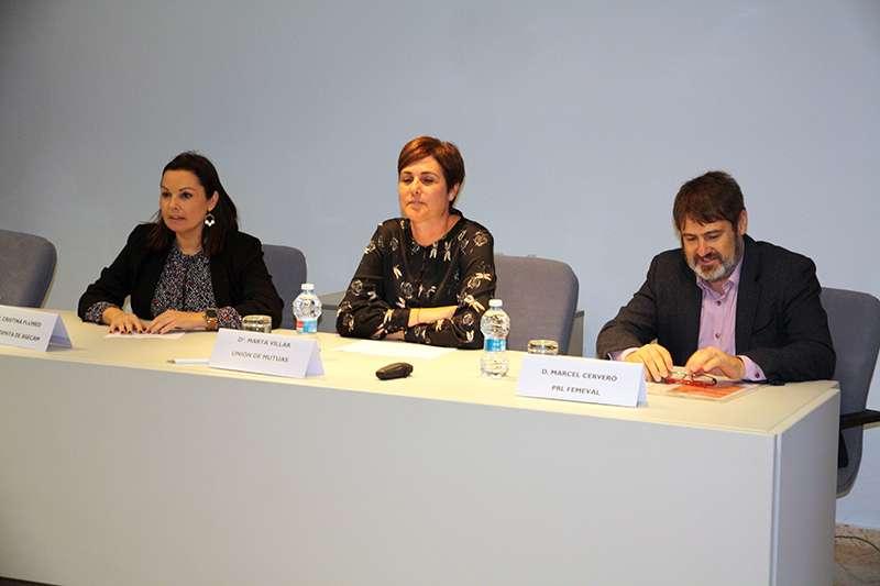 Jornada de Prevención de Riesgos Laborales organizada por ASECAM. EPDA