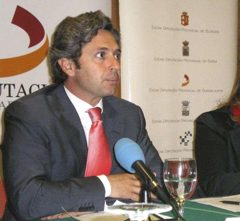 El diputado de Turismo de la Diputación de Valencia, Isidro Prieto. EFE/Archivo