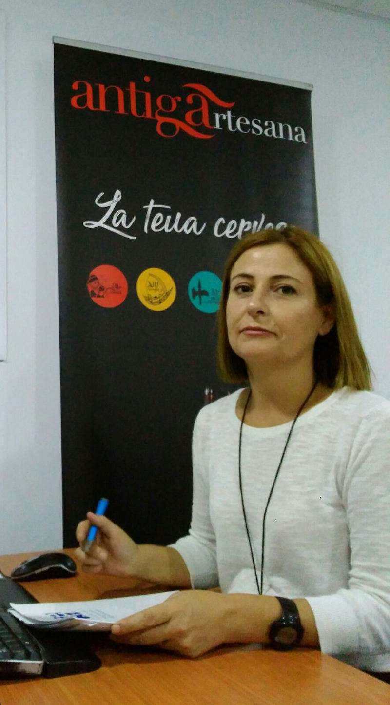 La empresaria Inmaculada Vela Ortí es la nueva presidenta de AECA. EPDA