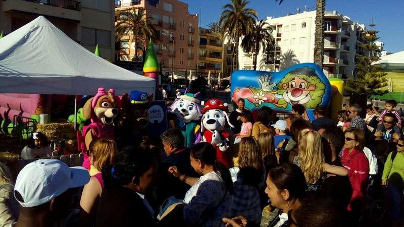 Feria Teulada Moraira