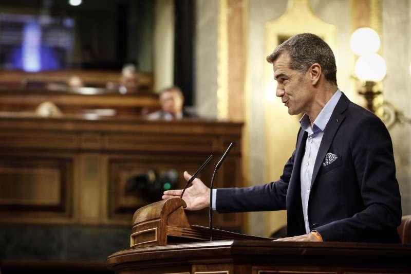 El diputado del Grupo Parlamentario Ciudadanos (GPC?s), Toni Cantó