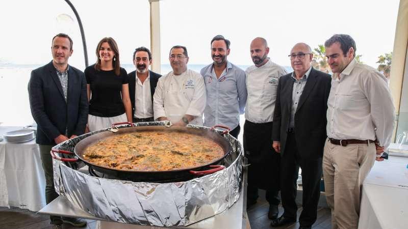 Presentación de la iniciativa gastronómica y turística. EPDA