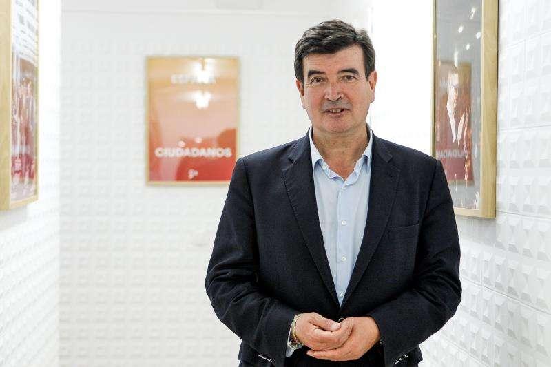 El candidato del PP a la alcaldía de València, Fernando Giner. EFE/Archivo