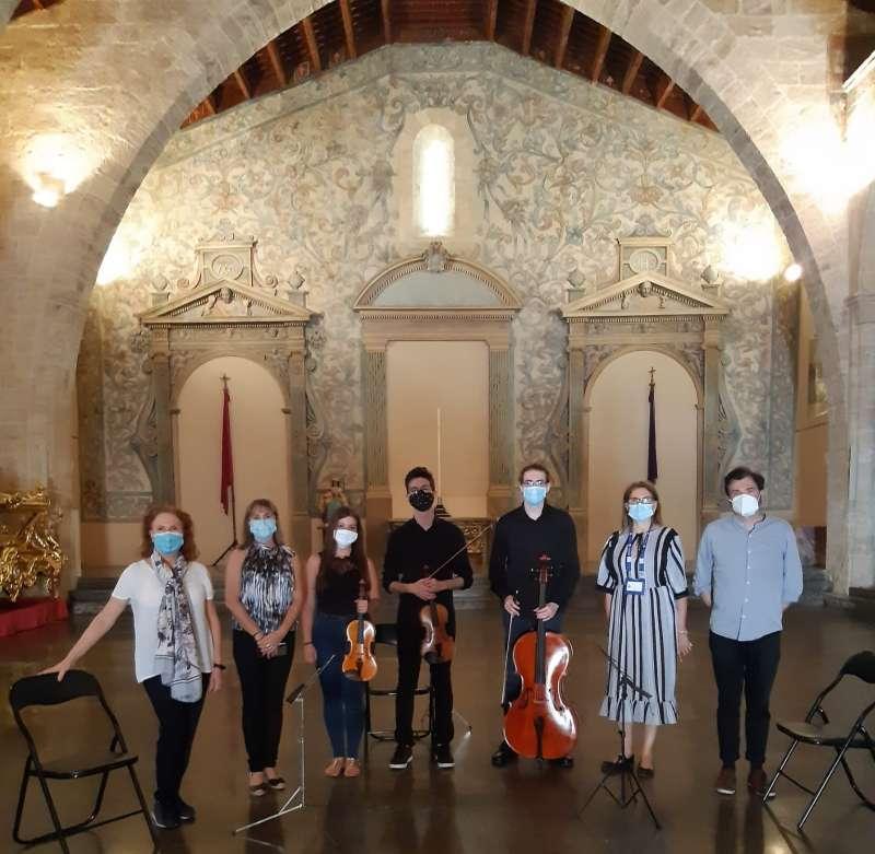 Fam trip organizado por Turisme Llíria. / EPDA