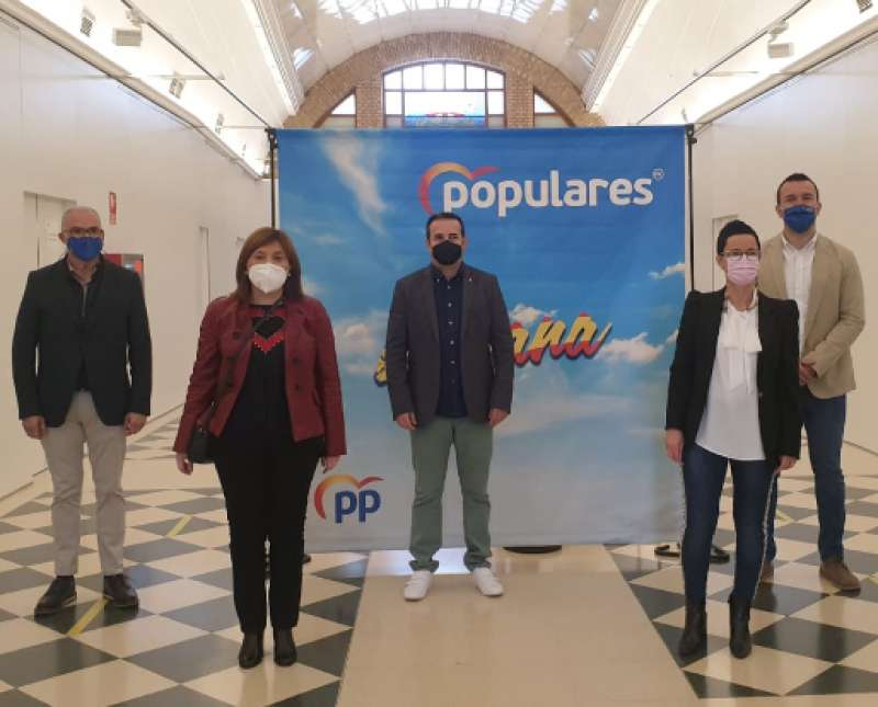Sota Ibáñez tras la elección. EPDA.