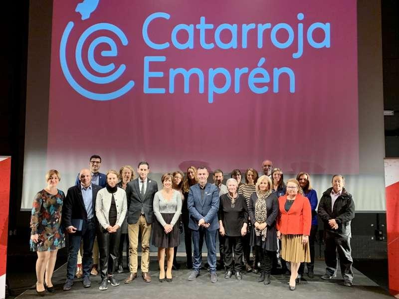 Premis Catarroja Emprén. EPDA