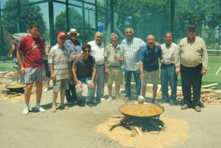 El polideportivo municipal de massanassa acogi el pasado for Piscina municipal martorell