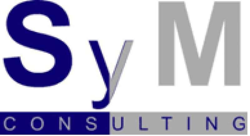 Logo de SyM Consulting