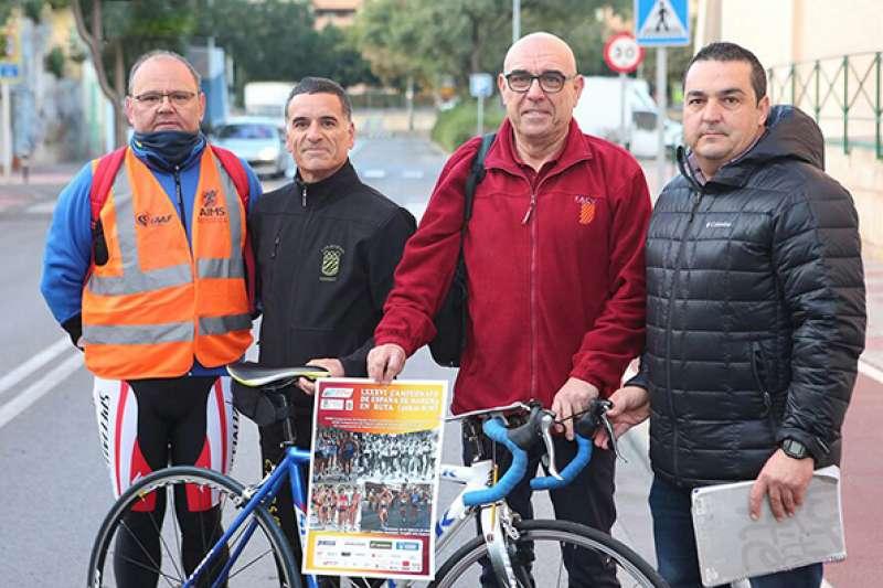 Burjassot homologa el circuito para el Nacional de 50 km marcha