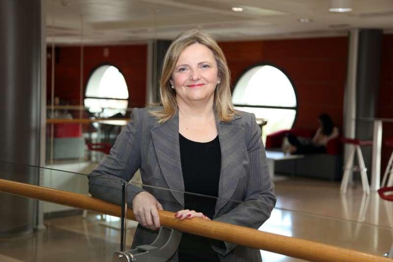 La profesora de Periodismo en el CEU UCH, Elvira García de Torres. -EPDA