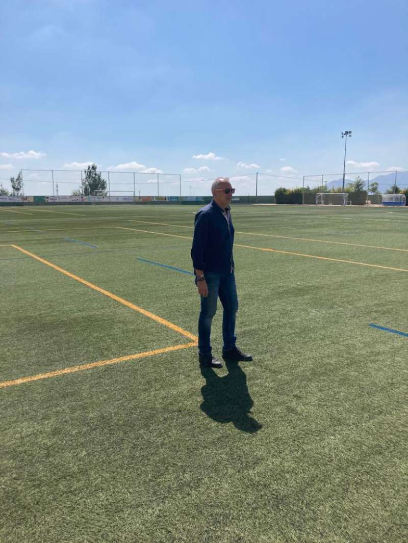 Campo de Fútbol de La Murada / EPDA