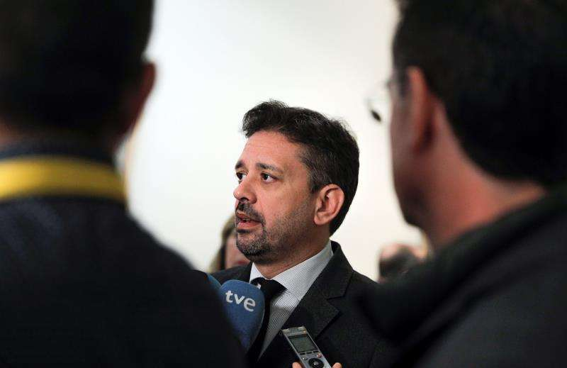 El vicesecretario general del Partido Popular de la Comunitat Valenciana (PPCV), Jose Juan Zaplana. EFE/Archivo
