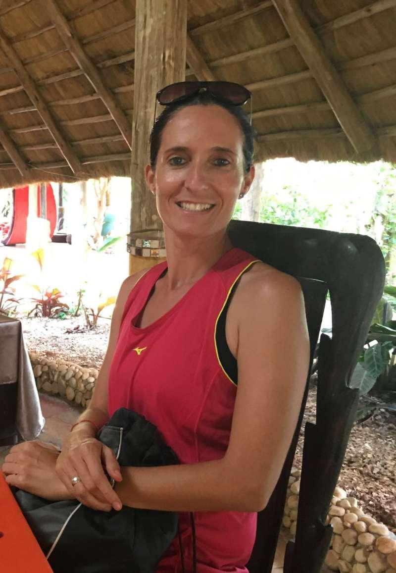 Patricia Campos, primera mujer piloto en España