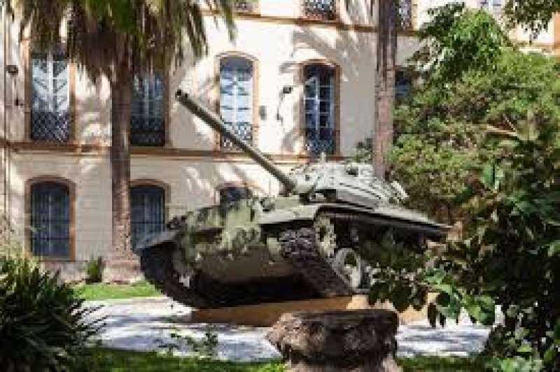 Museo Histórico Militar del Ejército.