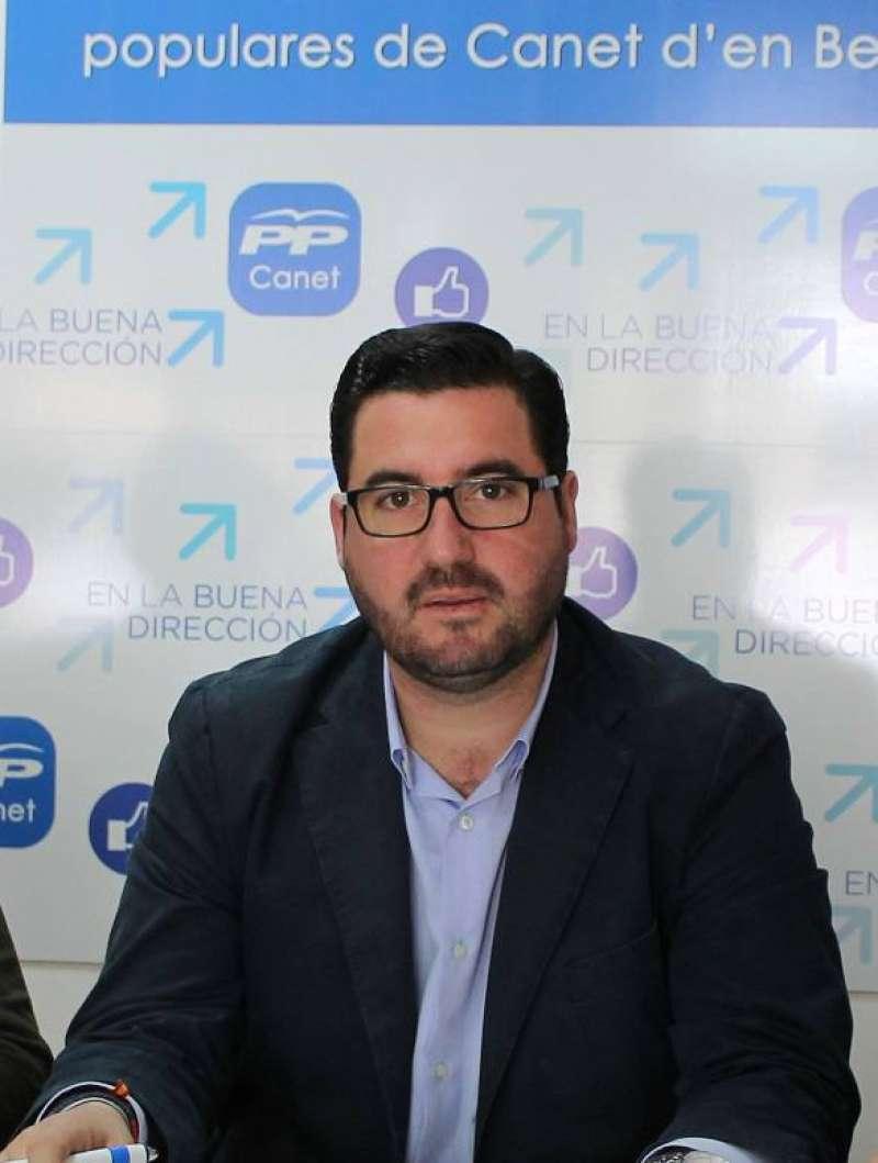 Leandro Benito (PP).