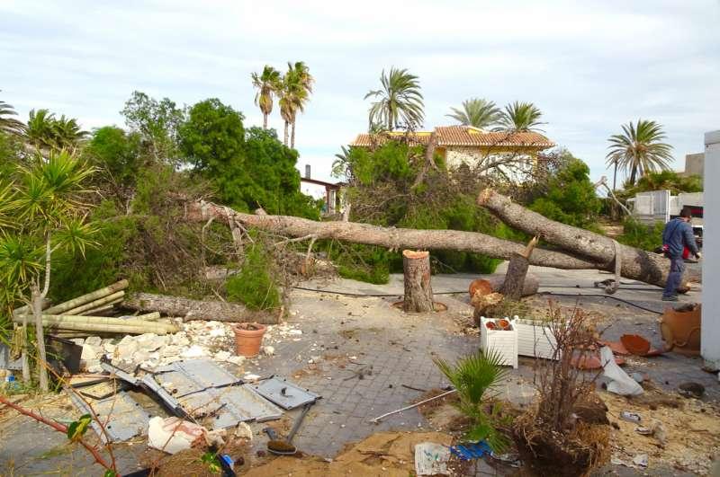 La Plataforma Protejamos la Playa sospecha que el polémico complejo Las Olas está en marcha
