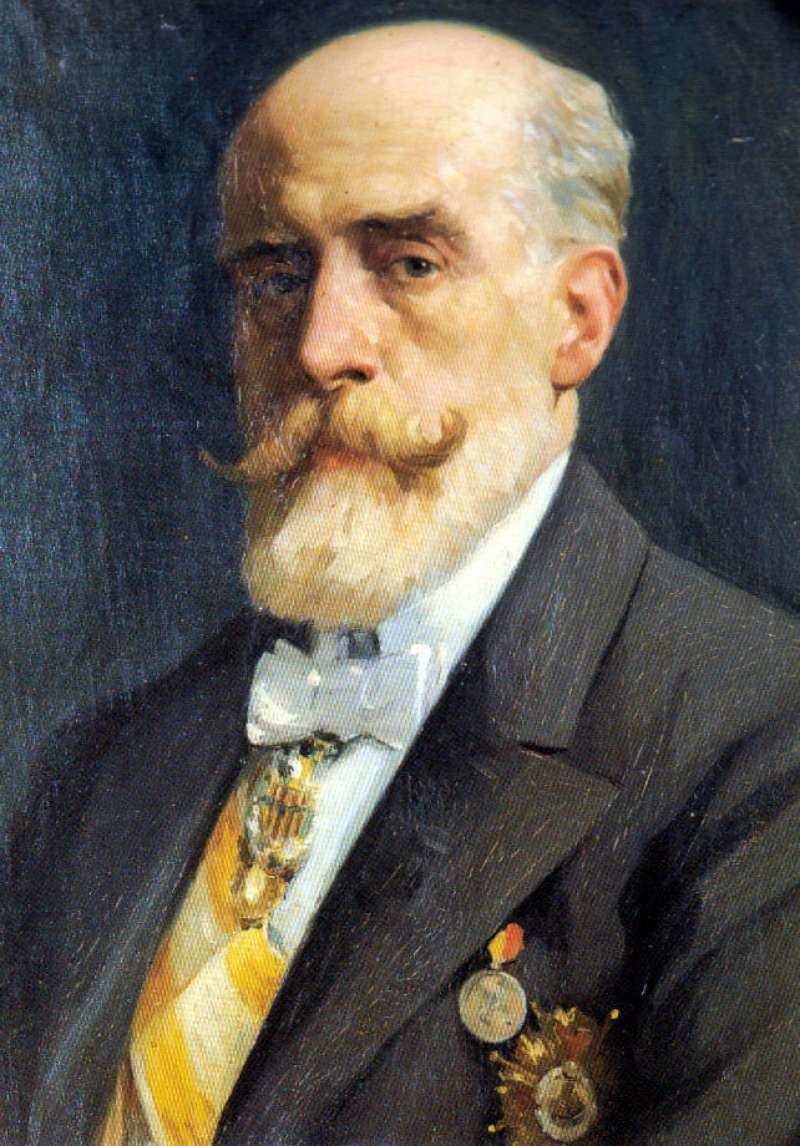 El Barón de Alcahalí, alcalde de Valencia.