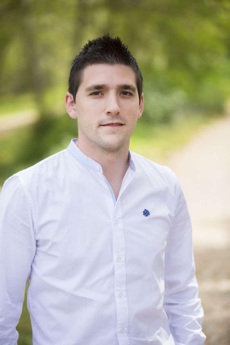 Santiago Navarro. / EPDA