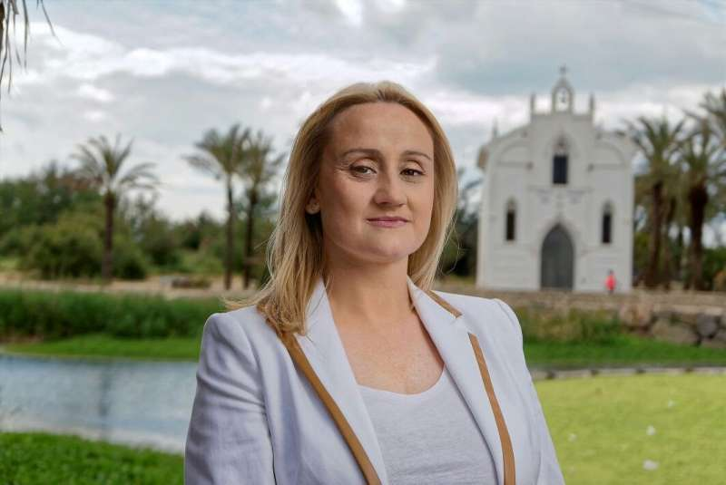 Virginia Garrigues, portavoz del PP de Alboraya. / epda