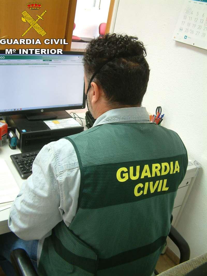 Foto Guardia Civil