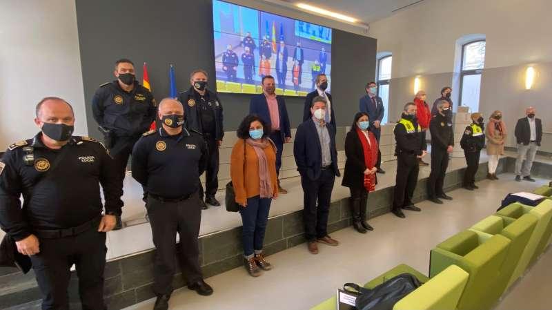 Representantes de Policía local