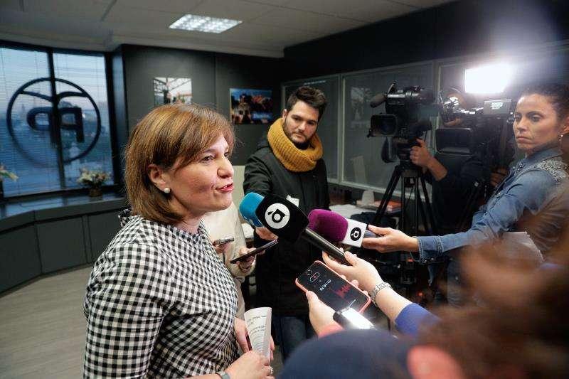 La candidata del PP a la Presidencia de la Generalitat, Isabel Bonig. EFE/Archivo
