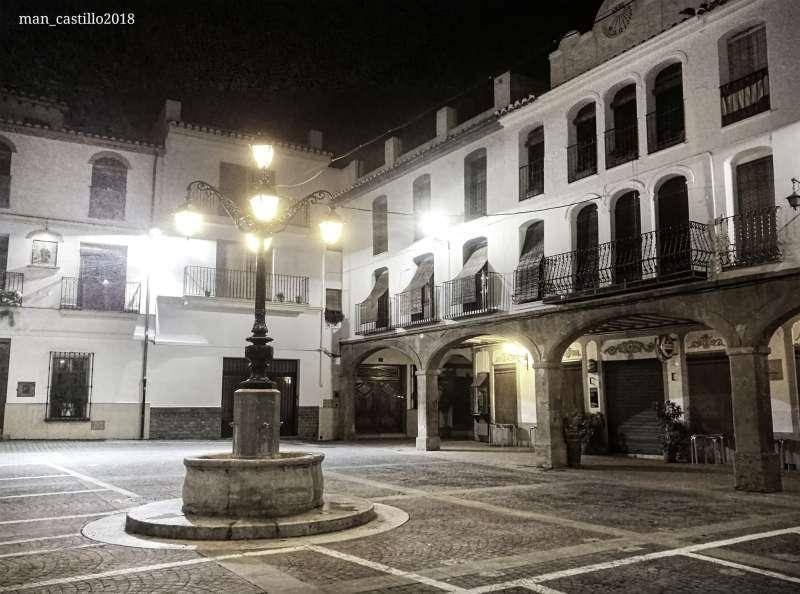 Plaza Mayor de Altura. Foto: M.Castillo