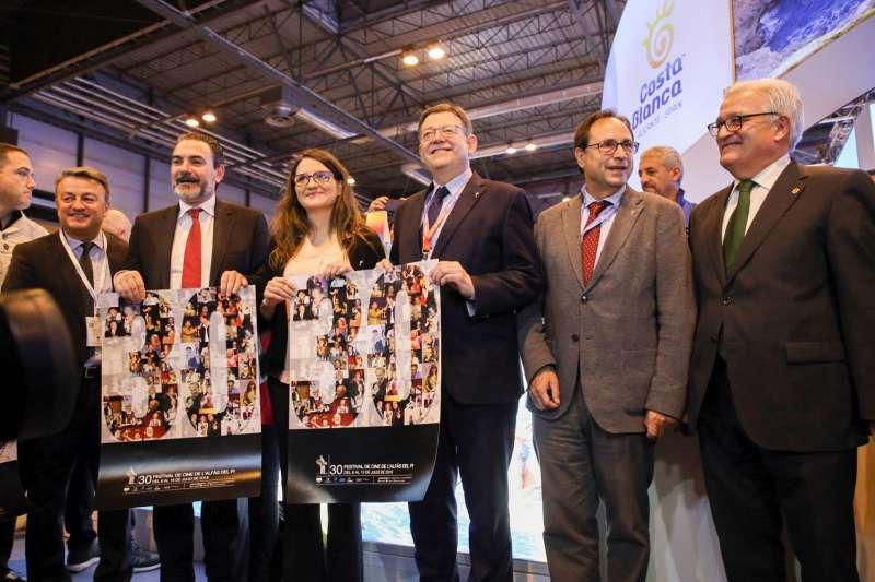 El Día de la Comunitat Valenciana en Fitur. EPDA