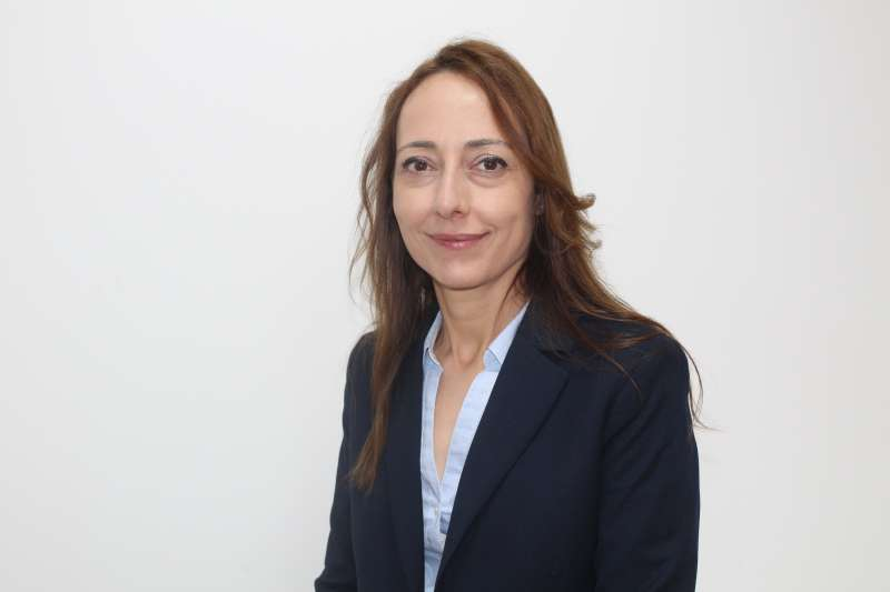 La candidata por Castellón Sandra Julià. EPDA