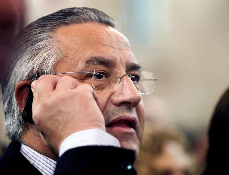 El exconcejal Miguel Domínguez.