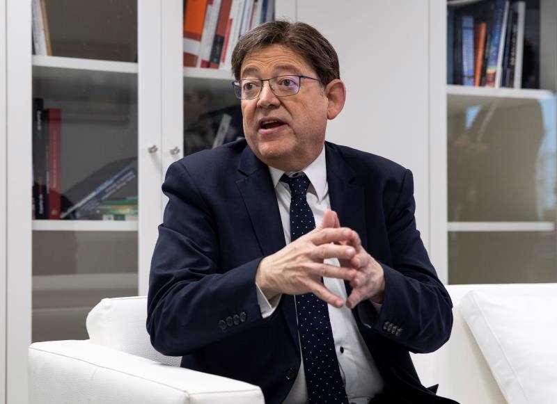 El presidente de la Generalitat, Ximo Puig. EFE/Archivo