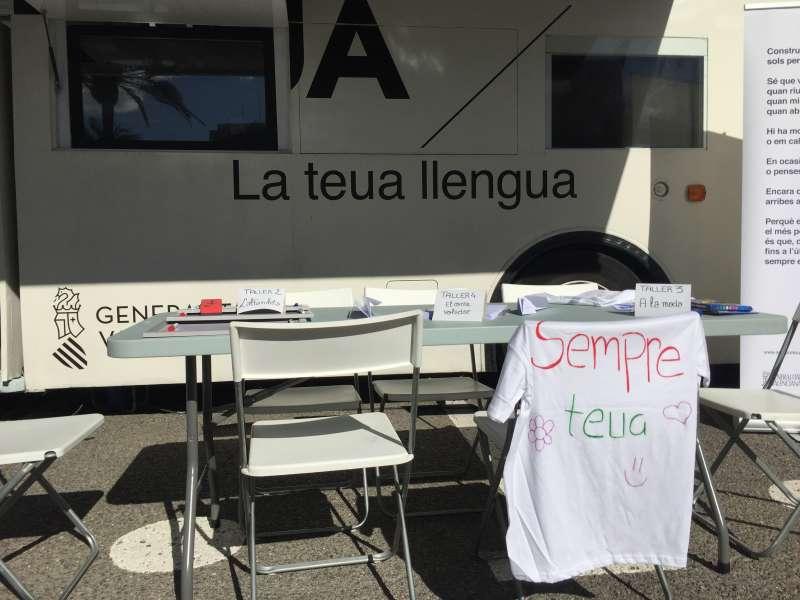 Bus de la Llengua