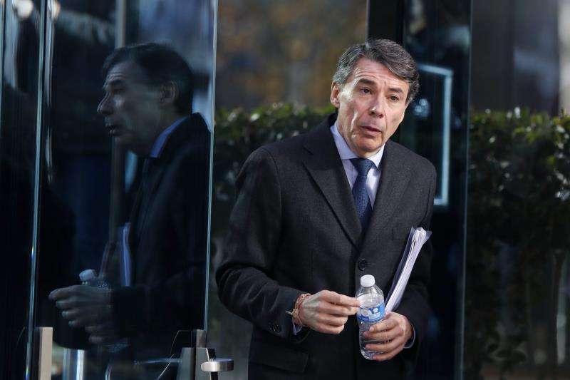 El expresidente de la Comunidad de Madrid Ignacio Gonz�lez. EFE/Archivo