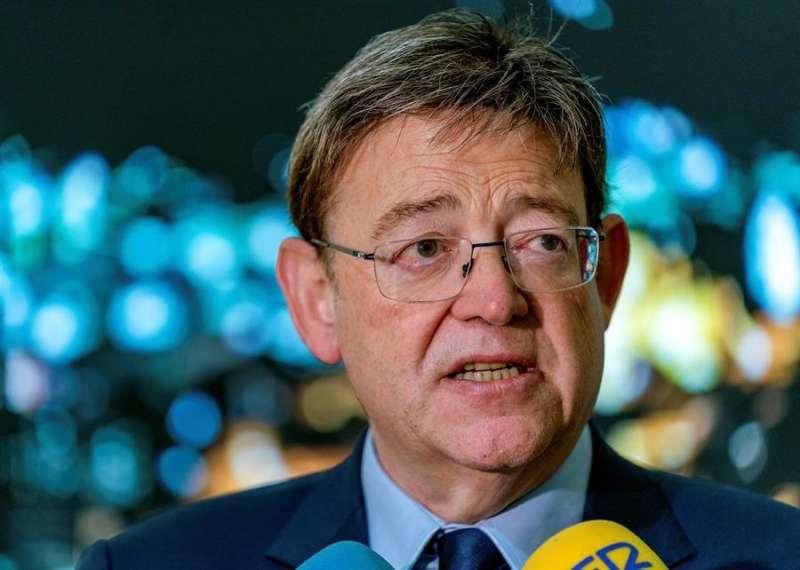 El presidente de la Generalitat, Ximo Puig, en una imagen reciente. EFE