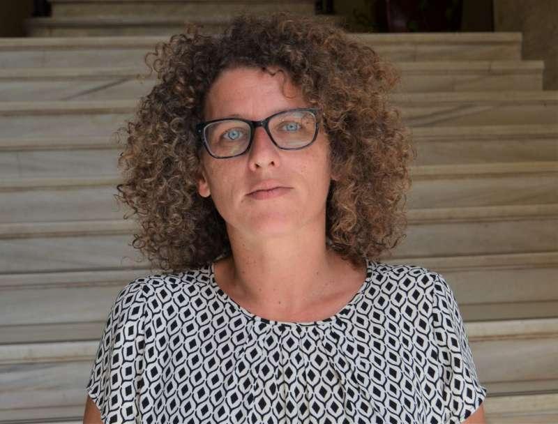 La concejala de Servicios Sociales, Mónica Caparrós