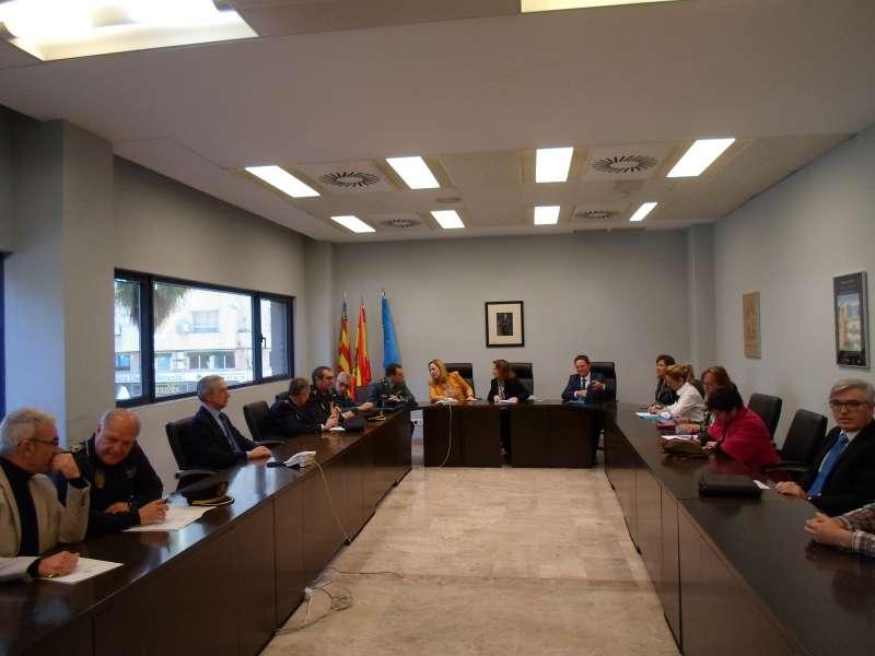Constitución de la Comisión de Coordinación Provincial contra la Violencia de Género de Alicante